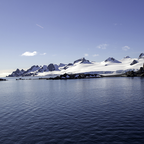 Texas A&M Scientists: Record Antarctic Heat Reflects Current, Future Climate Trends
