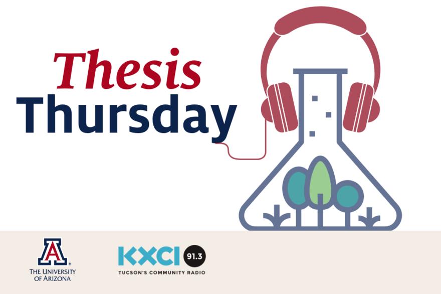 Thesis Thursdays on KXCI 91.3