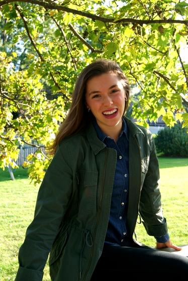 MUDEC student Hailey Kingsbury