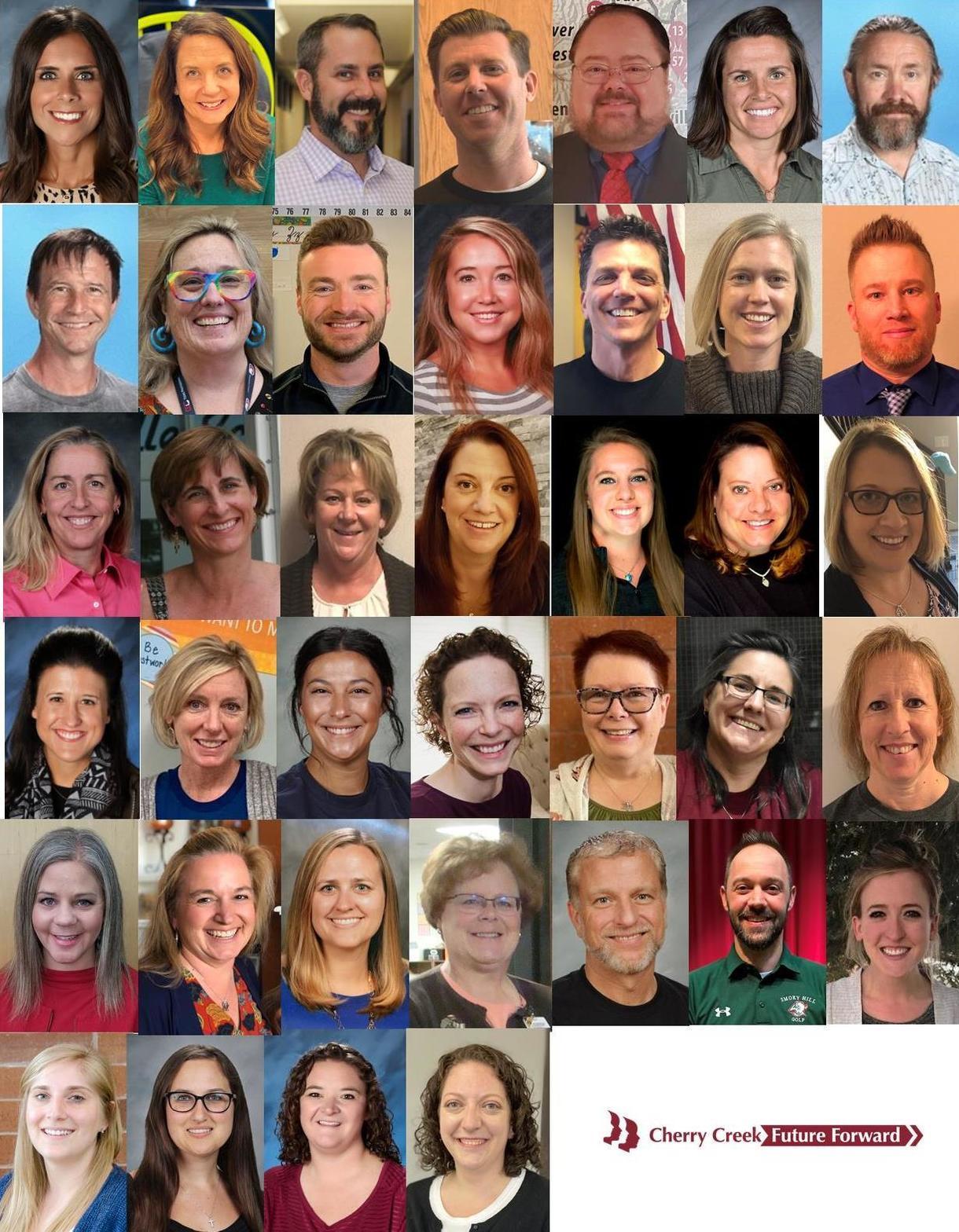 2020 Future Forward Educators of the Year