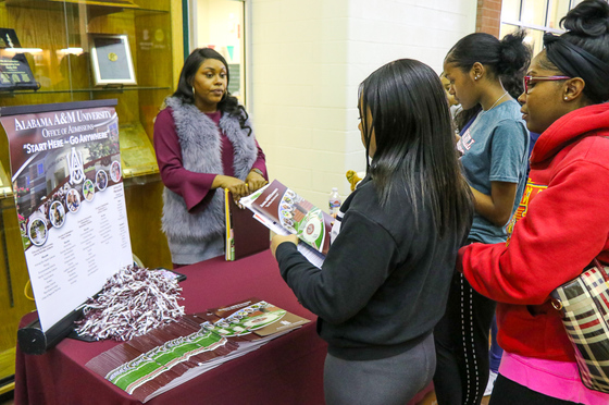 Second Annual HBCU, HSI, TSI College Fair