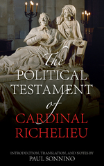 The Political Testament of Cardinal Richelieu