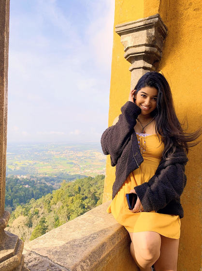 MUDEC student Shivangi Padhy