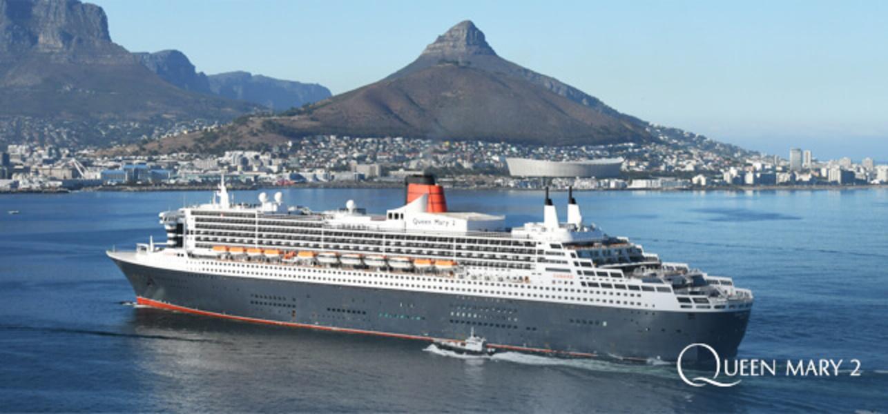 Southampton to Cape Town