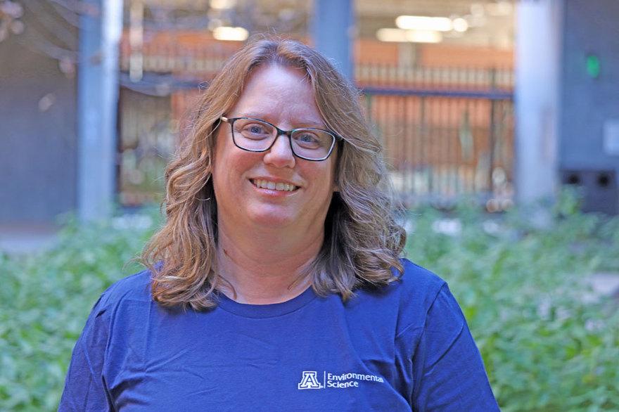 Melanie Swanson is an Arizona Online student majoring in environmental science