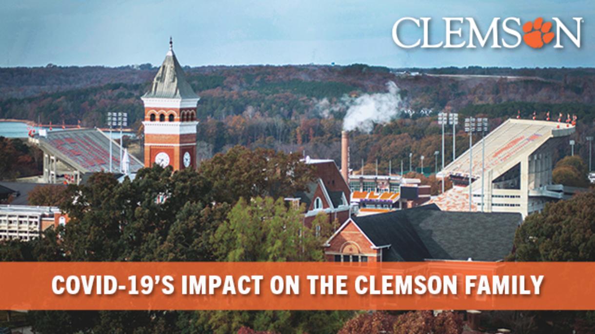 COVID-19's Impact on the Clemson Family - Clemson