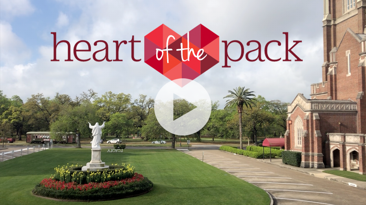 Heart of the Pack video