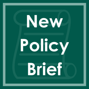 New Policy Brief