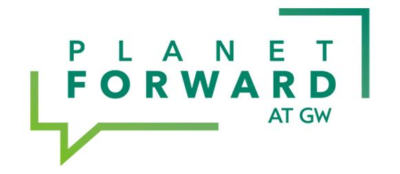 Planet Forward at GW