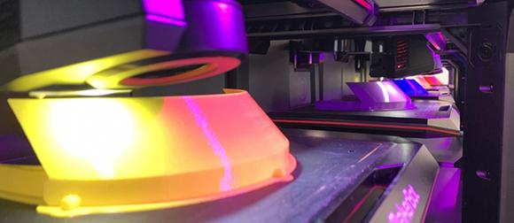 3-D Printers creating face masks