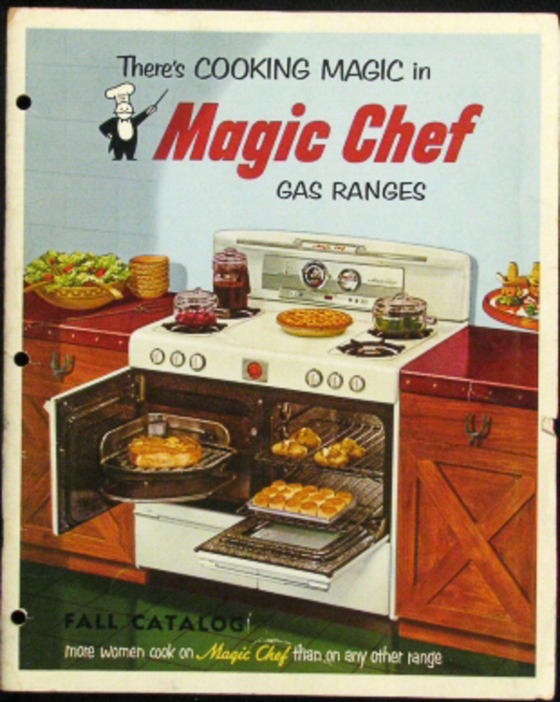Magic Chef Booklet