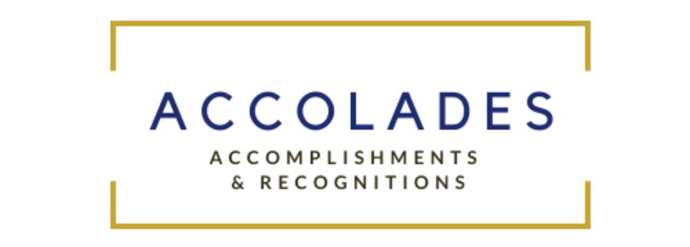 Accolades logo