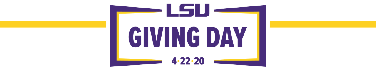 LSU Giving Day 2020
