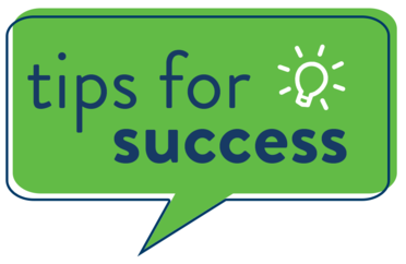 Tips for Succes image