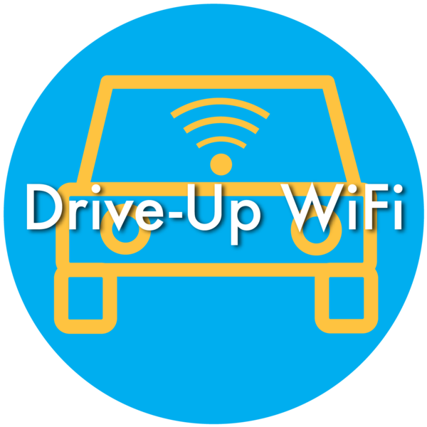 Drive-Up WiFi Icon