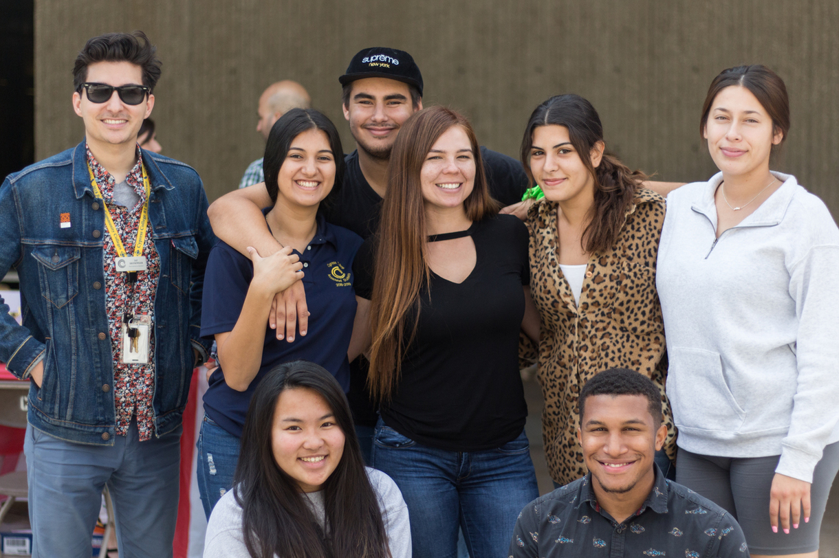 2019-20 Associated Students Group