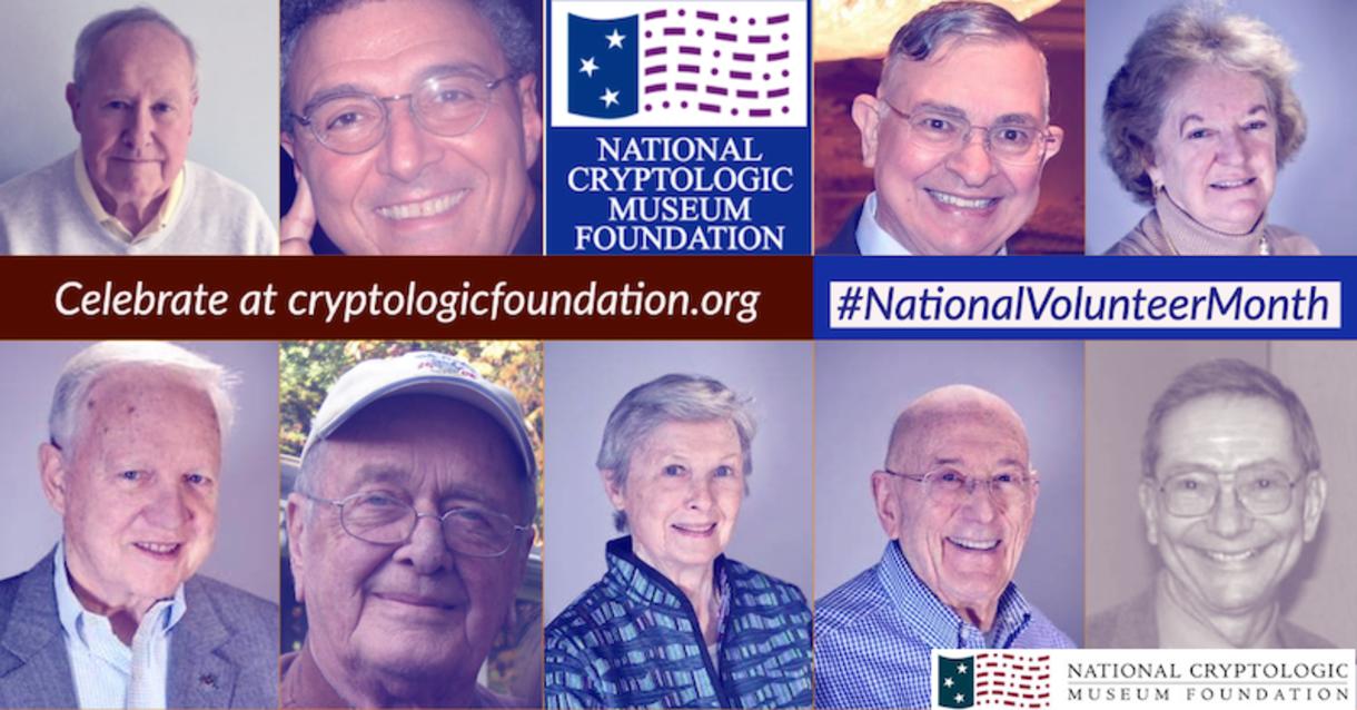NCMF Volunteer Collage