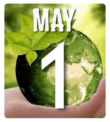 Earth Day May 1