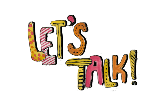 Let's Talk! illustration