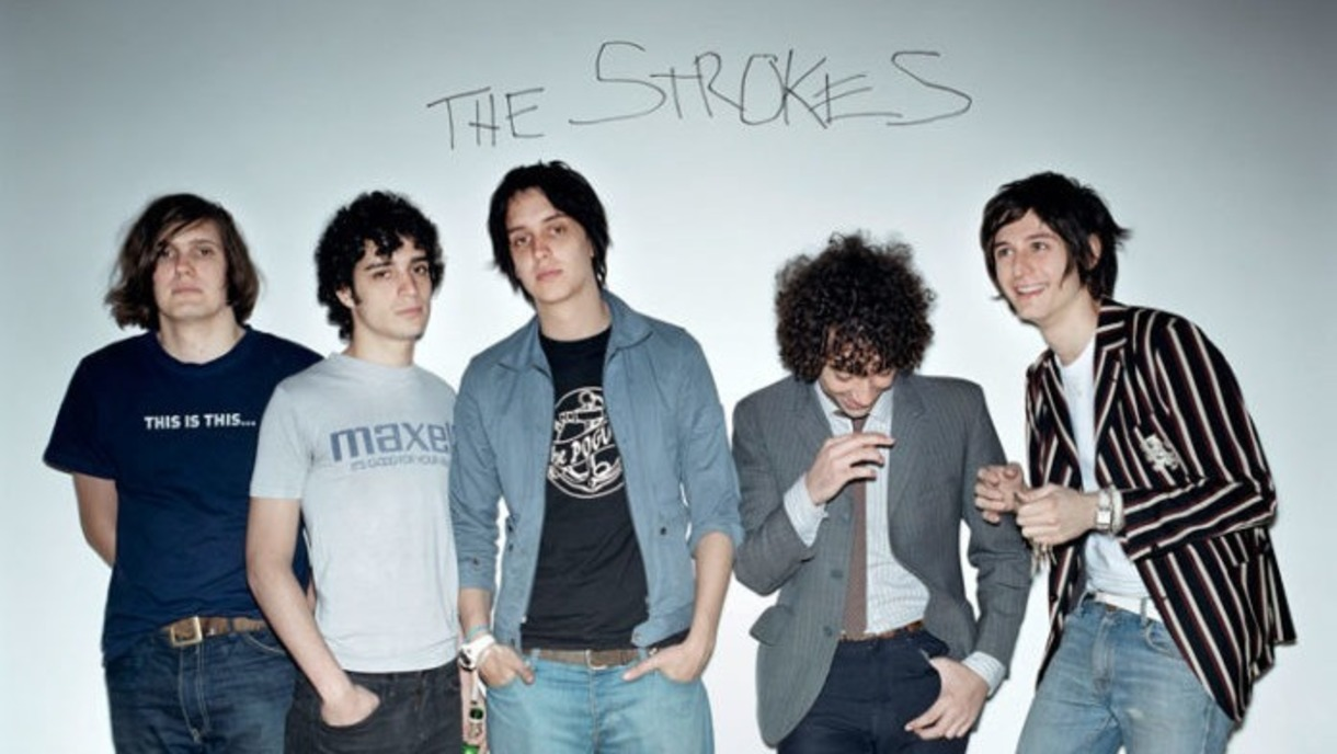 The Strokes!