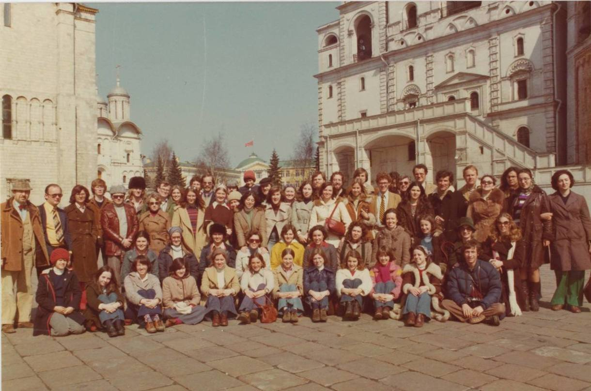 Study Tour to the Soviet Union 1976