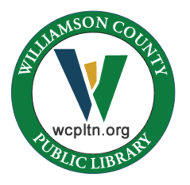 Williamson County Public Library System logo