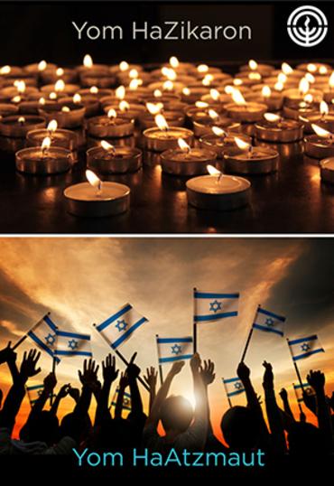 Lit Rememberance Candles
