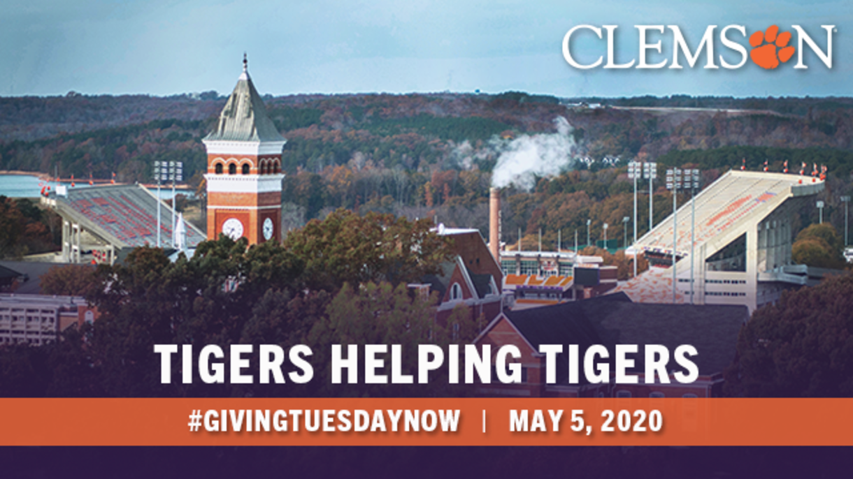 Tigers Helping Tigers #GivingTuesdayNow May 5, 2020