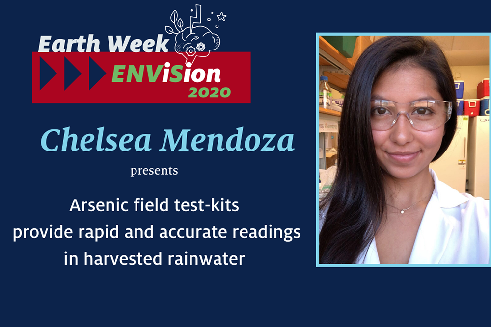 Testing Field Kits for Citizen Science: Chelsea Mendoza