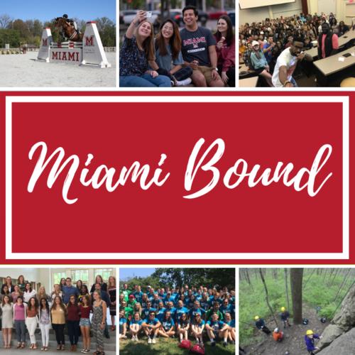 Miami Bound - 6 group photos