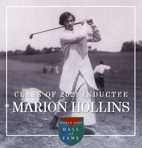 Marion Hollins WGHOF