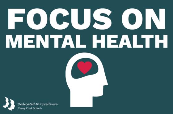 Focus on mental health