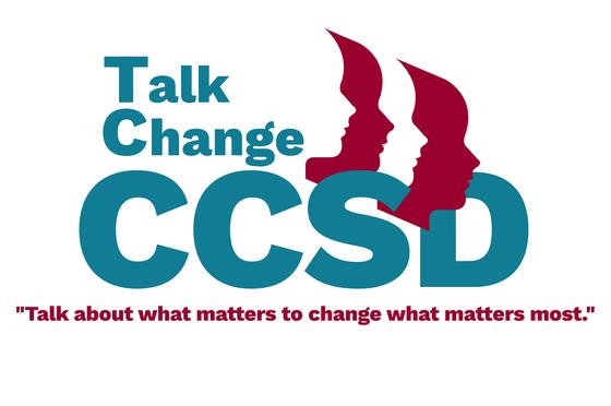 Talk, Change CCSD