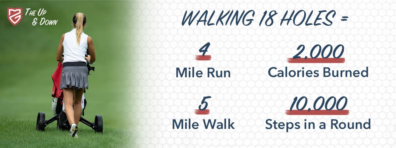 Walking 18 Stats