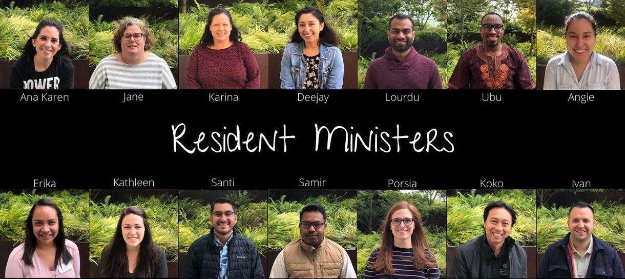 Resident Ministers