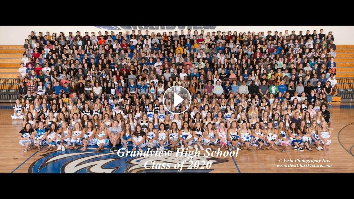Dr. Siegfried's message to the Class of 2020