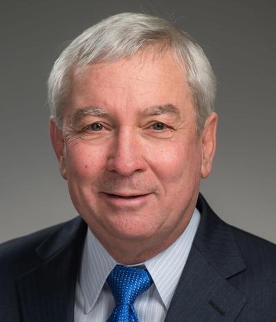 Bob Bernhard, Vice President for Research
