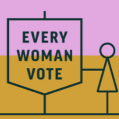 Every Woman Vote Logo