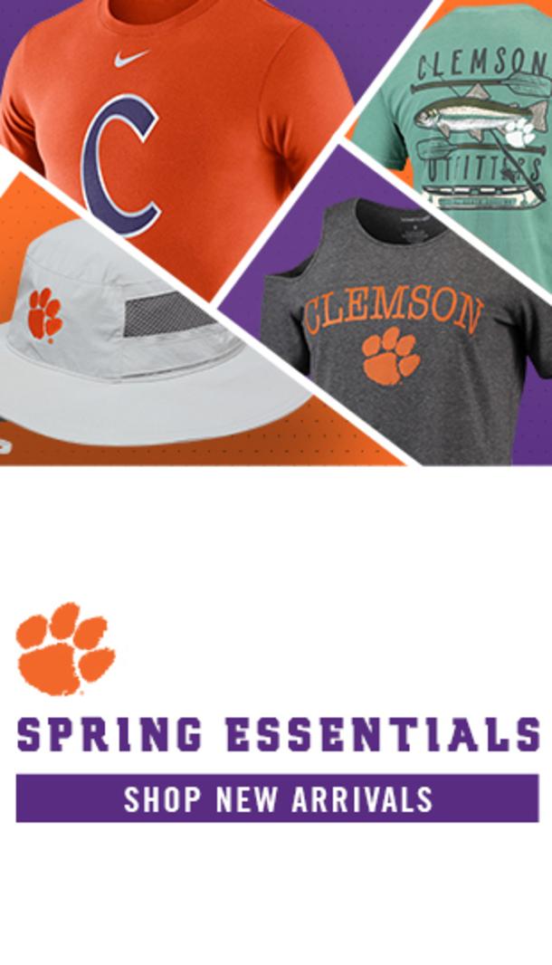Spring Essentials. Shop new arrivals.
