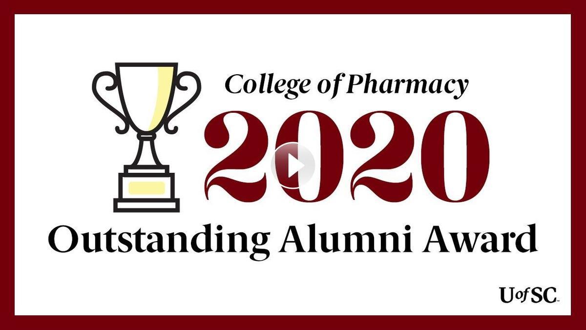 College of Pharmacy 2020 Outstanding Alumni Award