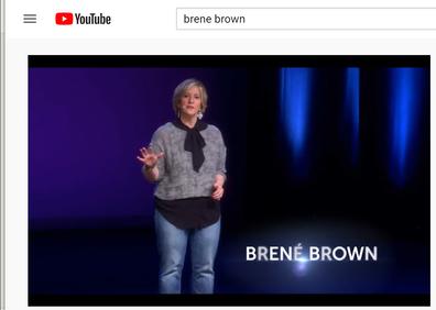 Brene Brown Braving
