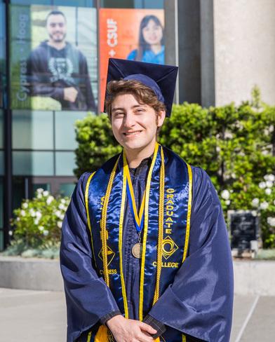 Connor Kilzer, Science, Engineering, Math