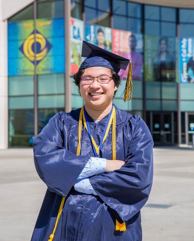 Brandon Nguyen, Business/CIS