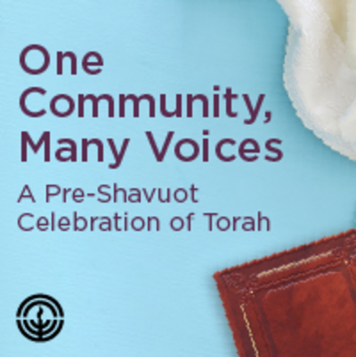 One Community Many Voices