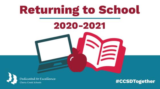 Returning to School 2020-2021