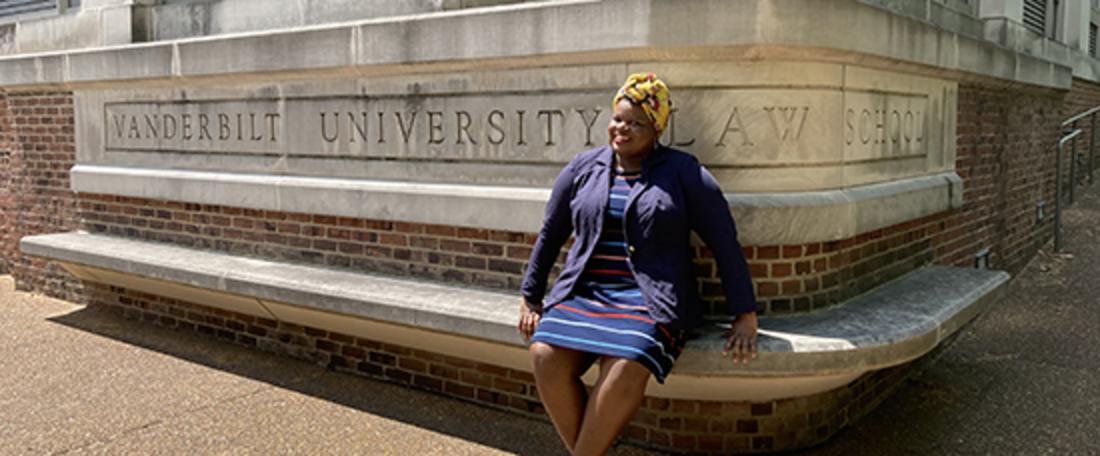 Funmi Akinnawonu named George Barrett Social Justice Fellow for 2020