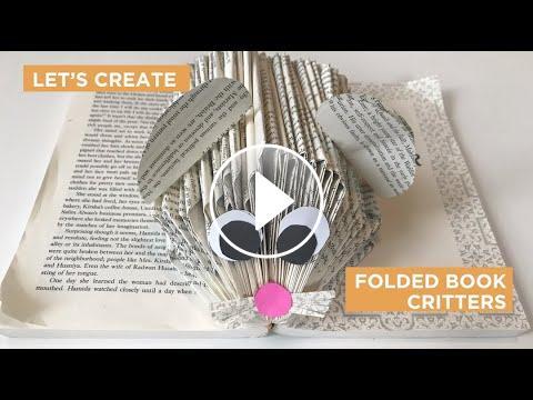 Cyber Studio: Folder Book Critters