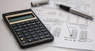 Calculator Paper and Pen