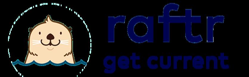 Raftr logo