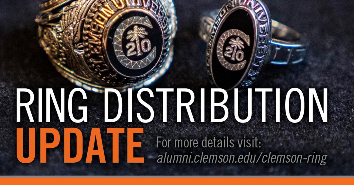 Ring Distribution Update